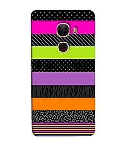 PrintVisa Designer Back Case Cover for LeTv Le Max :: LeEco Le Max (Jaipur Rajasthan Tribal Azitec Mobiles Indian Traditional Wooden)
