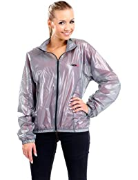 PEARL sports doublure coupe-vent unisexe sport-gris-taille xXL
