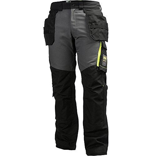 Helly Hansen 999-C4477401 Aker Pantalones De Construcción, Talla C44