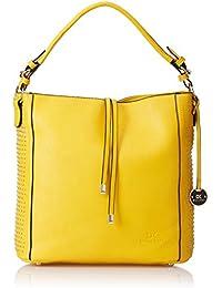 Diana Korr Women's Shoulder Bag (Yellow) (DK50HYEL)
