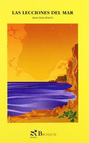 Las lecciones del mar Cover Image