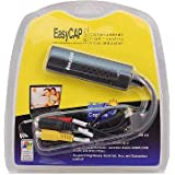 EasyCap Capture USB 2.0 Video Adapter With Audio