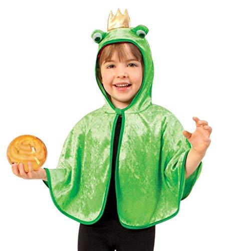 Kostüm Frosch Prinzessin Und Prinz - Kinderkostüm