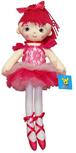 YT Toys c629845cm Catherine Pink Ballerina Stoffpuppe Tutu (Ballerina Soft Doll)