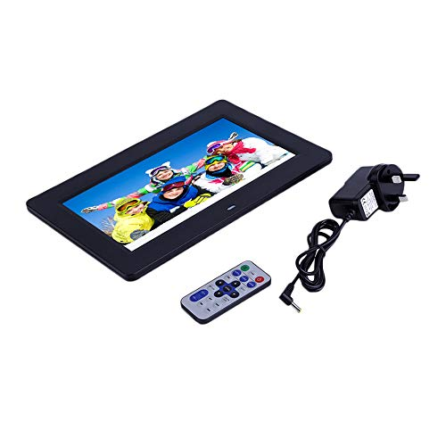 Matthew00Felix 10-Zoll-HD-LCD-Bildschirm digitaler Bilderrahmen Fotoalbum MP3 MP4 Video-Player