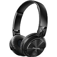 Philips - SHB3060BK - Casque Bluetooth avec Micro, Pliable, Confortable, Noir
