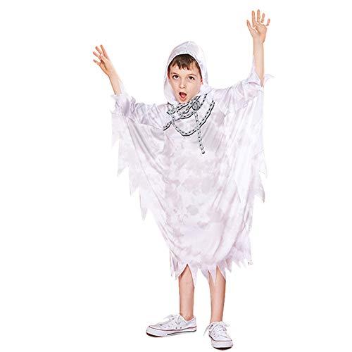 Kostüm Für Erwachsene Tierarzt - HSKS Halloween-Party spielt Kostüm, kleine männliche Geisterrolle Anzug-L
