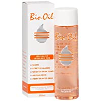 Bio-Oil Skincare Oil - Improve the Appearance of Scars, Stretch Marks and Uneven Skin Tone - 1 x 60 ml 6