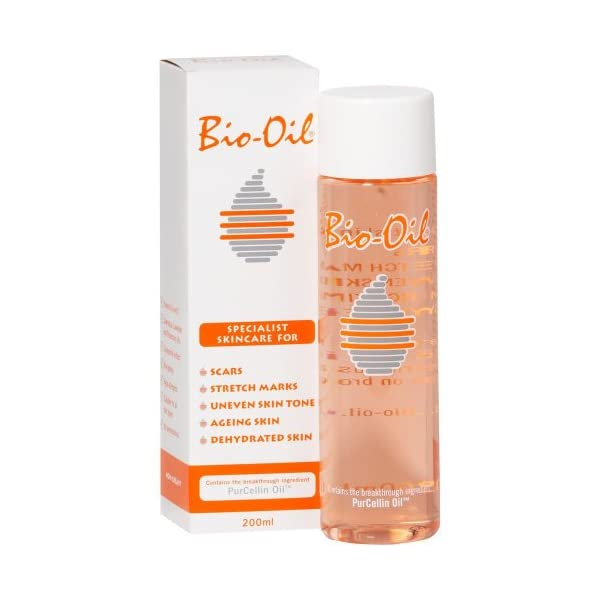 Bio-Oil Skincare Oil - Improve the Appearance of Scars, Stretch Marks and Uneven Skin Tone - 1 x 60 ml