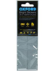 Motorcycle Oxford Bright Stickers - Reflective