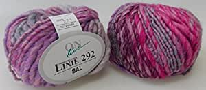 En Ligne Coton Sal ligne 292FB. 29, 50g = env. 50m