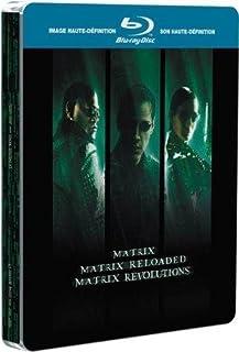 Matrix - La trilogie [Édition Limitée boîtier SteelBook] (B005DL263K) | Amazon price tracker / tracking, Amazon price history charts, Amazon price watches, Amazon price drop alerts