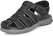 Centrino Men's Fisherman Sandals(Multi Col