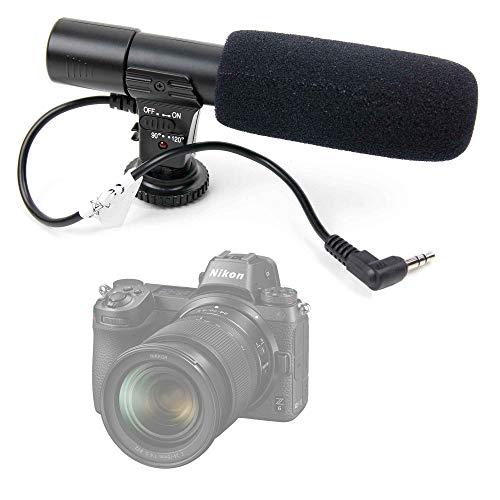 DURAGADGET-SupportoAdattatore-Selfie-stick-7-Stabilizzatore-Per-fotocamera-Nikon-Z6