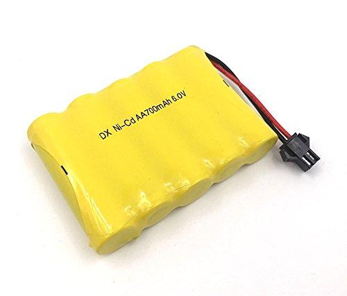 ni-cd-6v-700mah-aa-wiederaufladbare-batterie-akku-sm-2p-stecker-fur-spielzeug-macht-bank