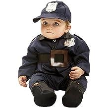 My Other Me - Disfraz de policía para bebé, 1-2 años (Viving Costumes 203292)