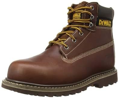 Dewalt platinum chaussures de s curit homme marron marr n 41 eu chaussures et - Amazon chaussure de securite ...
