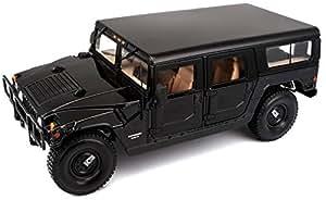 Maisto - Véhicule Miniature - Hummer H2 Station Wagon - Echelle 1:18 - Coloris aléatoire