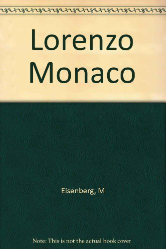 Lorenzo Monaco by Marvin Eisenberg (1989-12-21)