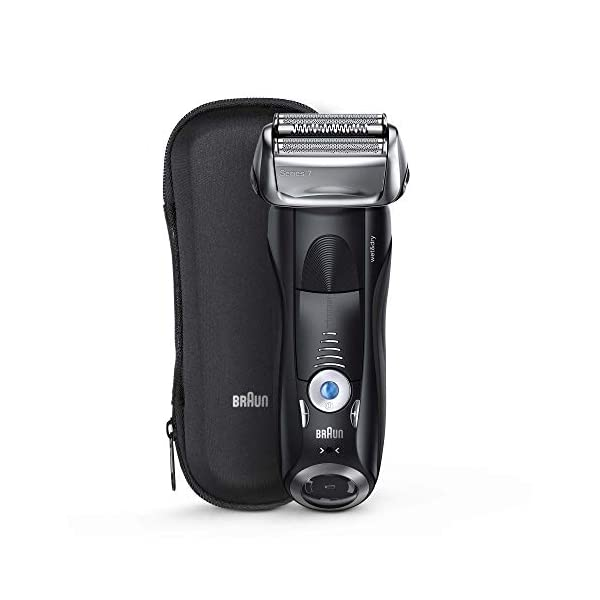 Braun Series 7 Electric Shaver for Men Wet and Dry 41nBcS3Z9OL