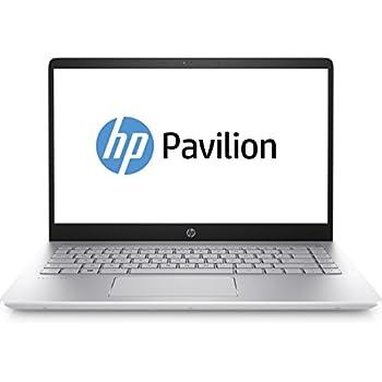 "HP Pavilion 14-bf109ns - Ordenador portátil de 14"" WLED FHD (Intel Core i5-8250U, 8 GB RAM, 256 GB SSD, Intel HD Graphics 620, Windows 10); Plata - Teclado QWERTY Español"