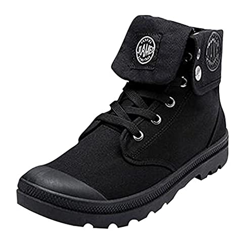 Hommes Bottes Combat Patrol Boots - Army Tactical Worker Boots Chaussures Randonnée Cheville Highdas