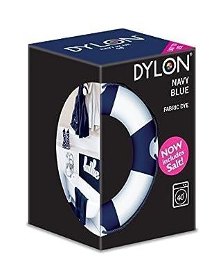 Dylon WaschmaschinenfarbeMarineblau, 350g, inkl. Salz. von Dylon - TapetenShop