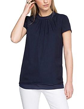 ESPRIT Collection Damen Bluse 036eo1f023 - Blusentop
