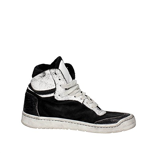 Serafini AI16DSDB02 Sneakers Damen Weiss/Schwarz