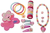 Peppa Pig PEPPABHS Jewellery and Hair Set