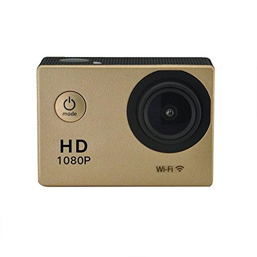 Duoying Action Cam 12MP 1080 P Wifi Wasserdichte Sport Cam 170 Grad Ultra Weitwinkel Len 2-Zoll LCD-Bildschirm Unterwasser