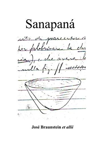Sanapana: El libro de Guido Boggiani hallado entre los papeles de Alfredo Métraux