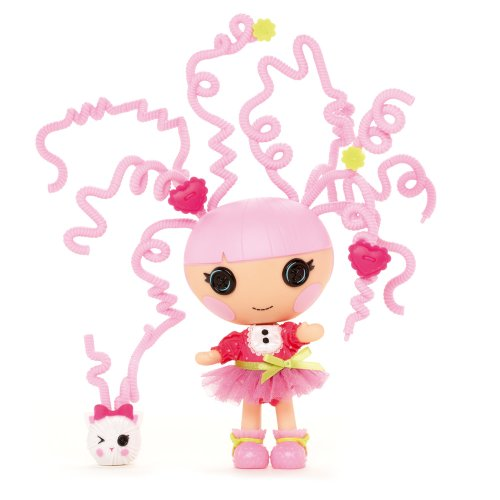 Lalaloopsy Littles Silly Hair Puppe Trinket Sparkles (Spielwaren Lalaloopsy)