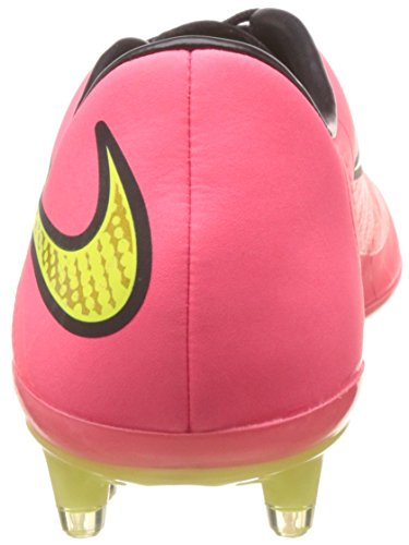 Nike - Hypervenom Phatal FG, Scarpe Da Calcio da Uomo BRGHT CRMSN/VLT-HYPR PNCH-MTLC