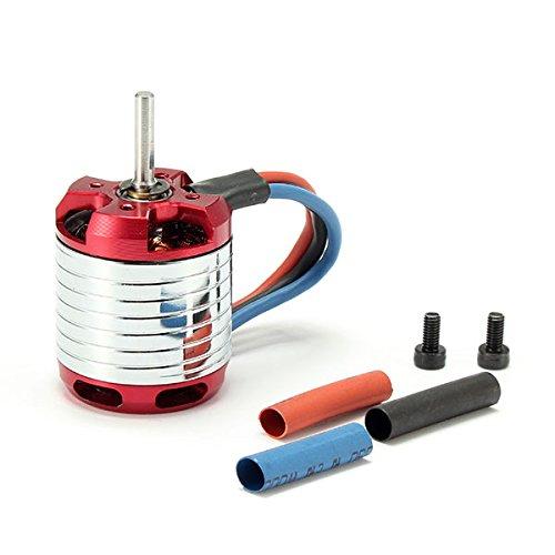 LaDicha Gartt 3700Kv 330W Brushless Motor Für Ausrichten Trex 450 RC (Kostüm Mini T Rex)