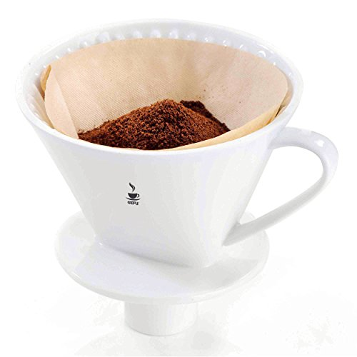Gefu 16020 Kaffee-Filter Sandro, Gr. 4