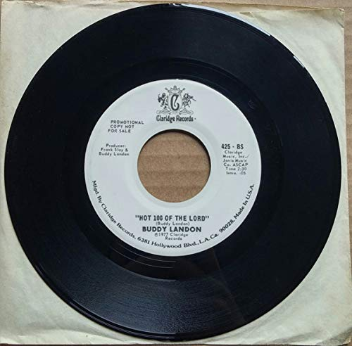 Landon Single (I Found It / Hot 100 Of The Lord [Vinyl Single 7''])