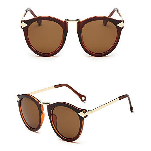 HSHUO Damensonnenbrille, Sonnencreme, Polarisatoren, Männer und Frauen@C2