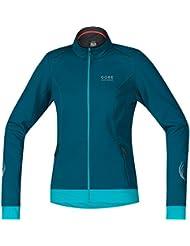 GORE BIKE WEAR Damen Warme Soft Shell Fahrrad-Jacke, GORE WINDSTOPPER,  LADY WS SO Jacket