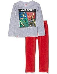 LEGO Ninjago Pijama (Velour) Gris