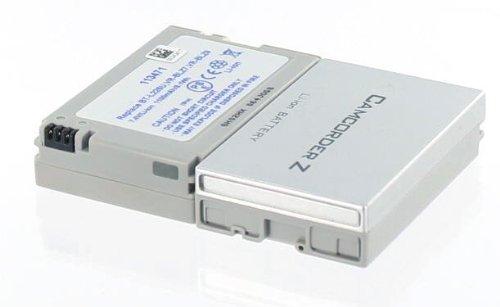 AGI 19984. Lithium-Ion 900mAh 7.4V Rechargeable Battery-Rechargeable Batteries (Lithium-Ion (Li-Ion), 900mAh, DIGITAL CAMCORDER, 7.4V, Grey, Sharp vl-z5) 900 Digital Camcorder