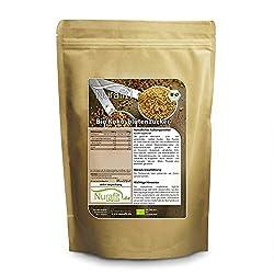 NuraFit BIO Kokosblütenzucker, natürlicher Zuckerersatz Karamell, Zuckersubstitut Süßungsmittel, zertifizierte Spitzenqualität, 500g, 0.5kg
