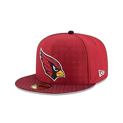 New Era 59Fifty Cap - NFL SIDELINE 2017 Arizona Cardinals