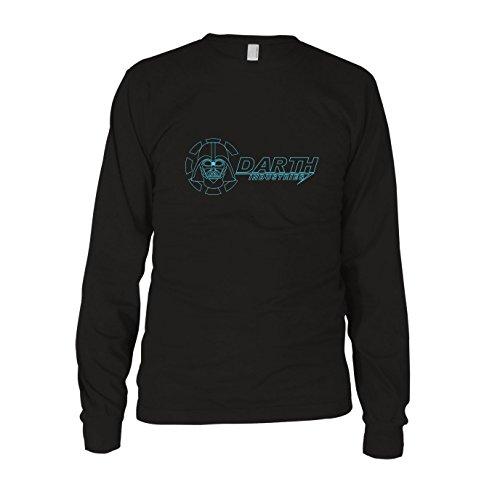 Darth Industries - Herren Langarm T-Shirt, Größe: XXL, Farbe: schwarz