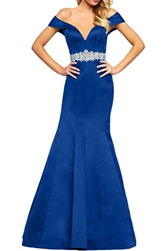 Missdressy - Robe - Femme bleu roi