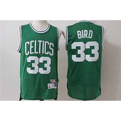 NBA Larry Bird # 33 Boston Celtics Classics Jersey
