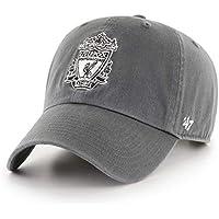 eedf960c5ec 47 Liverpool FC CLEAN UP Cap – Cotton Blend Unisex Premier League Baseball  Cap Premium Quality