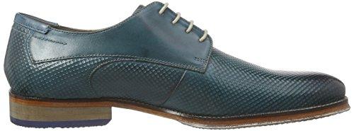 Daniel Hechter812113011100 - Scarpe Stringate Uomo Blu (Blau (4100))