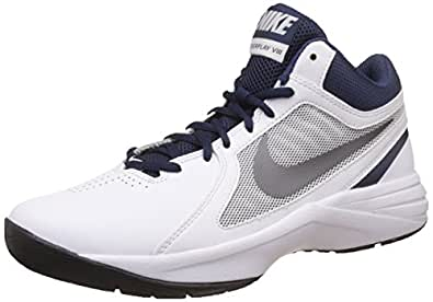 cc01103f150a Nike Men s The Overplay VIII White