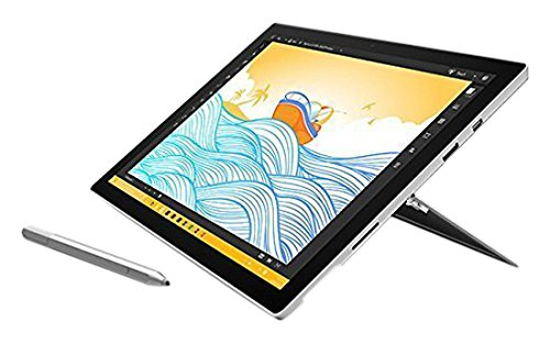 Microsoft Surface Pro 4 CR5-00002 Processore i5, 4GB di RAM, 128GB SSD, Argento